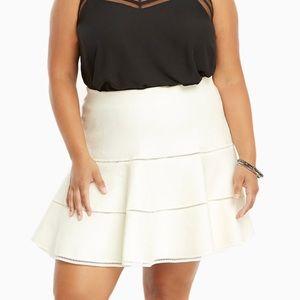 torrid Skirts - Torrid sweater skater skirt